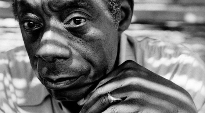 A Quote From James Baldwin's The Cross of Redemption | Blog#42