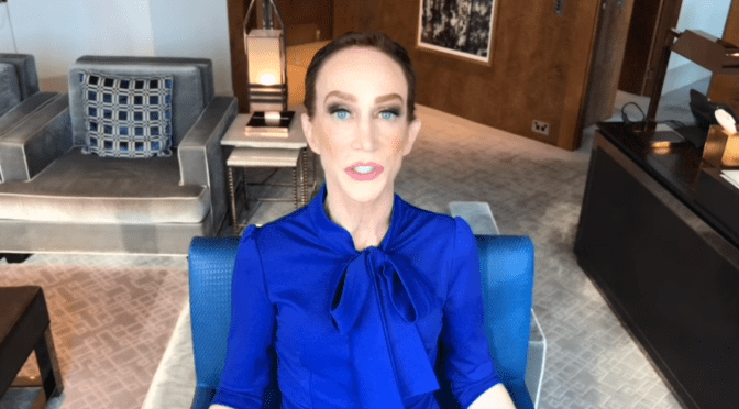 Kathy Griffin: A Hell of a Story | #Hollywood, Trump & Harvey Levin on Blog#42