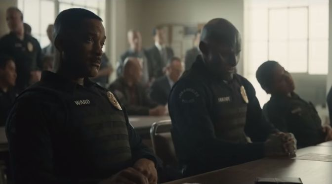 Review: Netflix's Bright: Were It Not For Blatant Racism, It Could Have Begun A Great New Franchise | Blog#42