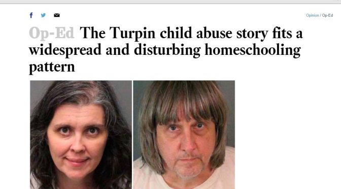 Child Abuse: Who Do We Blame For Failing The Turpin Children for Decades?