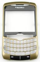 Gold BlackBerry 8300 Series Faceplates