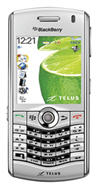 Telus BlackBerry Pearl 8130 Now Available
