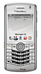 BlackBerry Pearl In Some Verizon Stores Early
