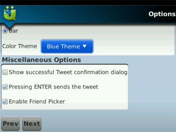 BlackBerry Application:  New Version Of UberTwitter With Reworked UI Currently In Closed Beta