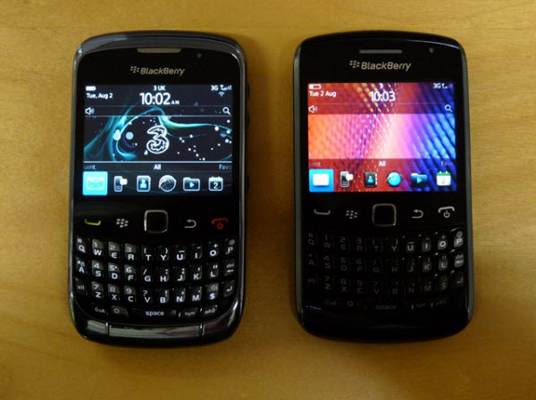 BlackBerry Curve 9360 Pictures Leaked