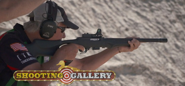 Rimfire Challenge on Shooting Gallery