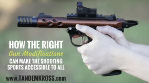 TANDEMKROSS talks about making the right gun modificiations