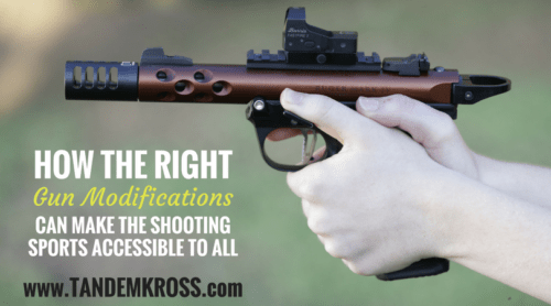 TANDEMKROSS talks about making the right gun modificiations