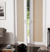 DARBY CREAM  Honeycomb Blinds