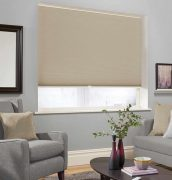 DARBY WILLOW Honeycomb Blinds