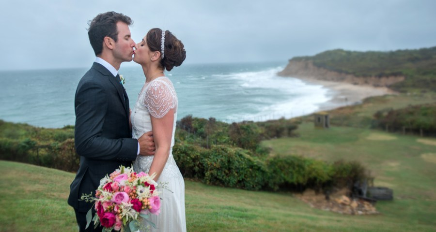 Montauk Hamptons wedding ©2014 Tatiana Vallerie