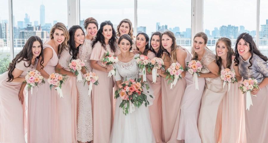 Top NYC Jewish Wedding Photographer