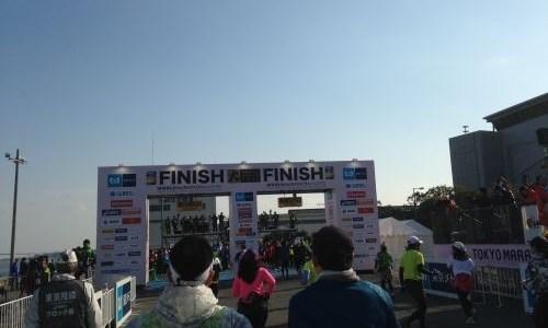 東京マラソン2014
