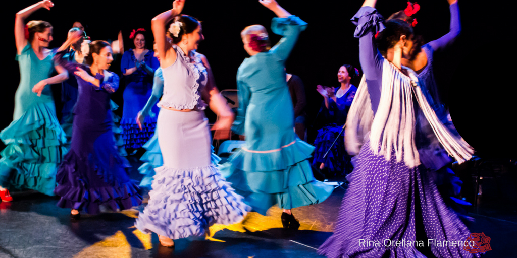 Flamenco Dance Classes Rina Orellana Flamenco