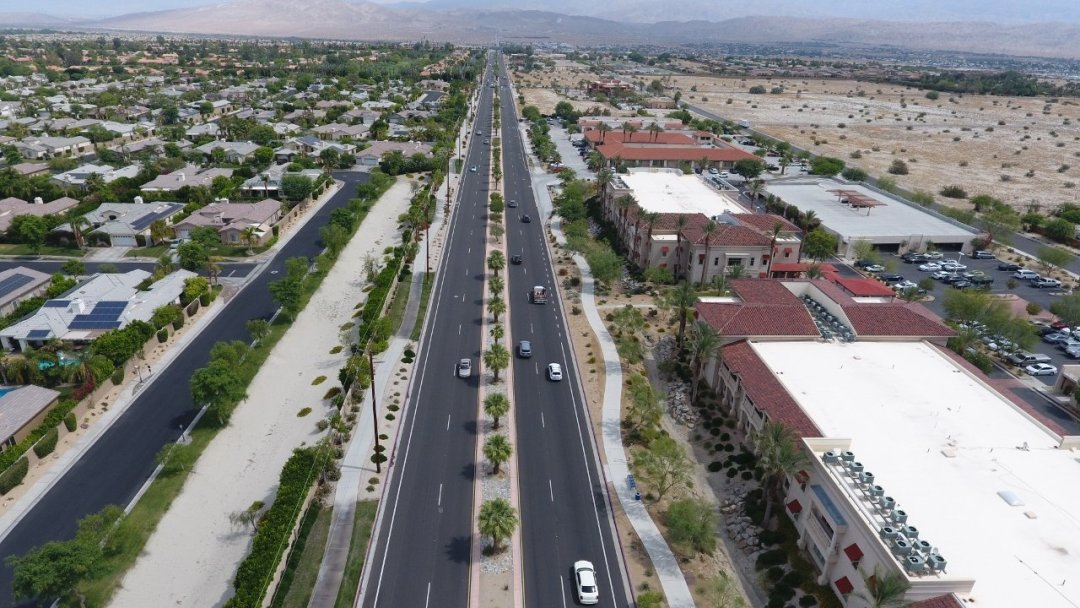 City of Rancho Mirage Aerial