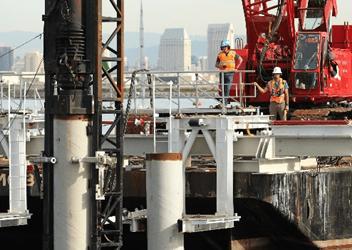 Environmental Award Winner: Fuel Pier Replacement Project
