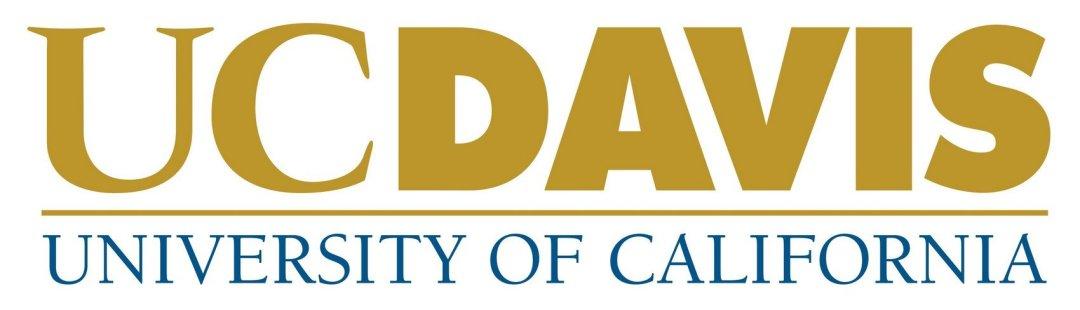 UC Davis logo.