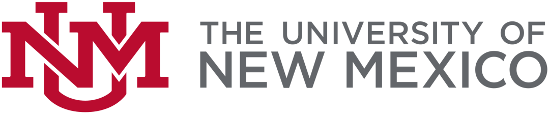 The University of New Mexico logo.