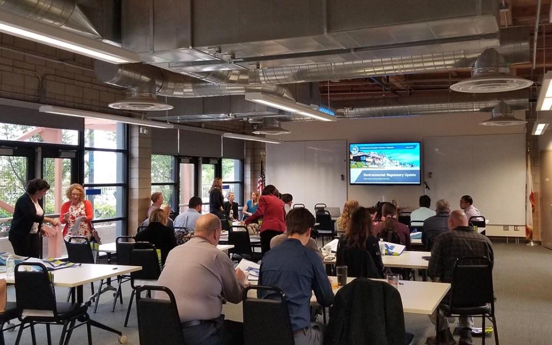 Rincon Teams with APWA in an Environmental Regulatory Update Workshop