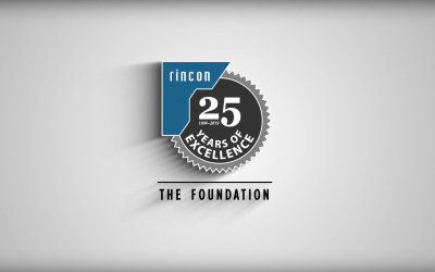 Our 25th Anniversary: The Foundation