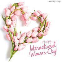 La primera manifestación de mujeres: feliz día de la mujer