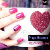 Diseños de uñas: mary kay nail art corazón