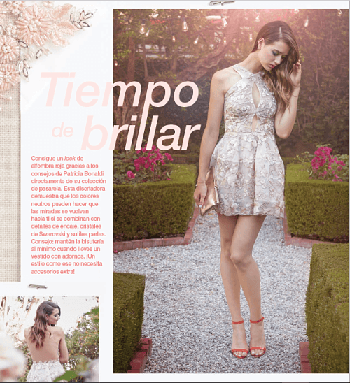 Tendencias primavera: look_fiesta