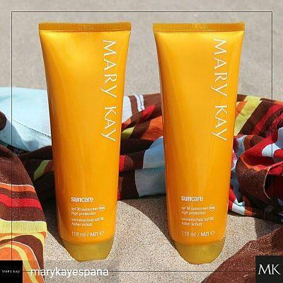 Protector solar mary kay: cuidado de manos