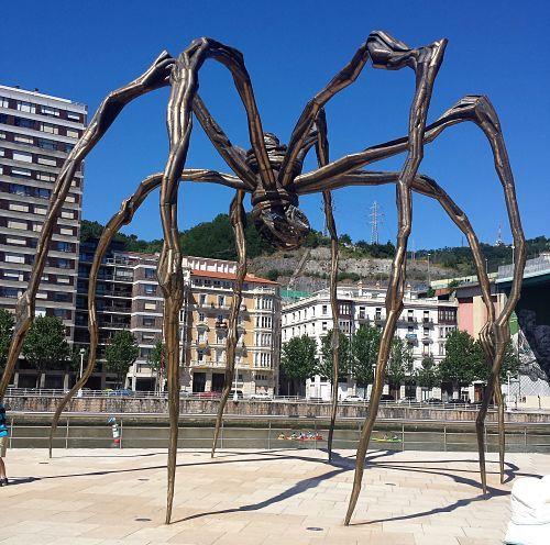 Visita a Bilbao: Maman
