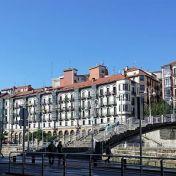 Visita a Bilbao: Puente La Merced