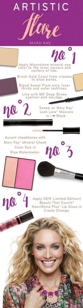 Maquillaje para el verano: artistic flare
