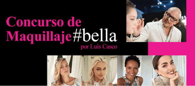 Concurso maquillaje_#bella Luis Casco