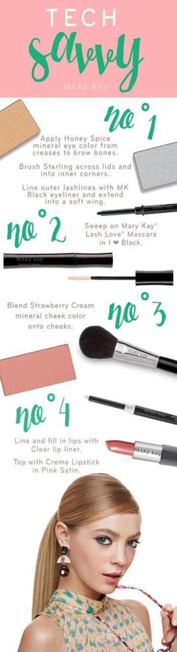 Maquillaje para el verano: tech savvy