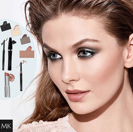 Maquillaje de fiesta Mary Kay: romántico