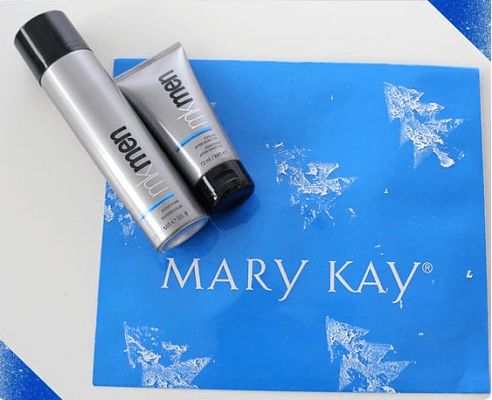 Ideas para regalar belleza: set-afeitado Mary Kay
