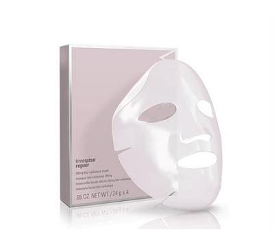 Mascarilla Facial Efecto Lifting Bio-Cellulose® TimeWise_Repair®
