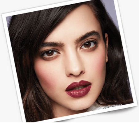 Maquillaje de fiesta Mary Kay: Look Apple Berry