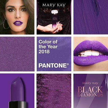 ultra violet pantone 2018 mary kay
