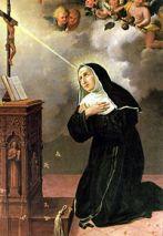 Atributos de Santa Rita de Casia