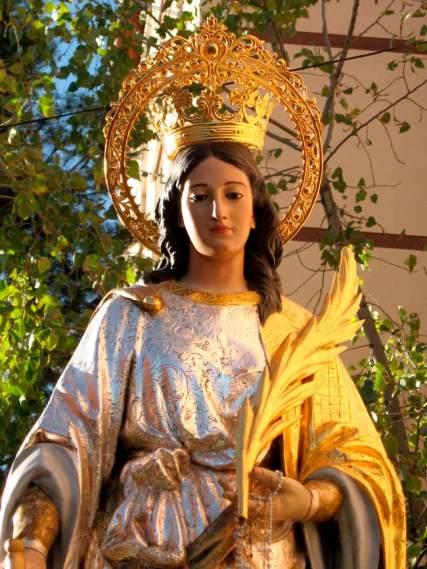Biografía de Santa Catalina de Alejandría