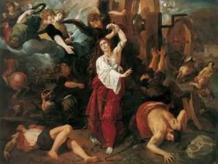 Santa Catalina de Alejandría mártir