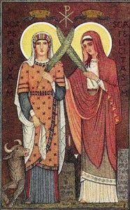 Mártires Santa Perpetua y Felicidad