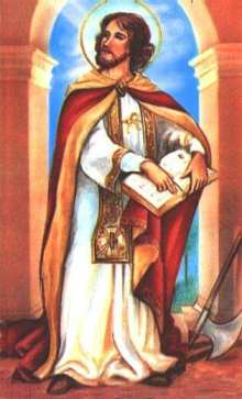 Santo de San Valentín