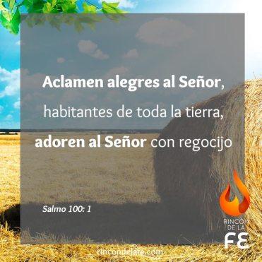 Citas bíblicas para el día de acción de gracias
