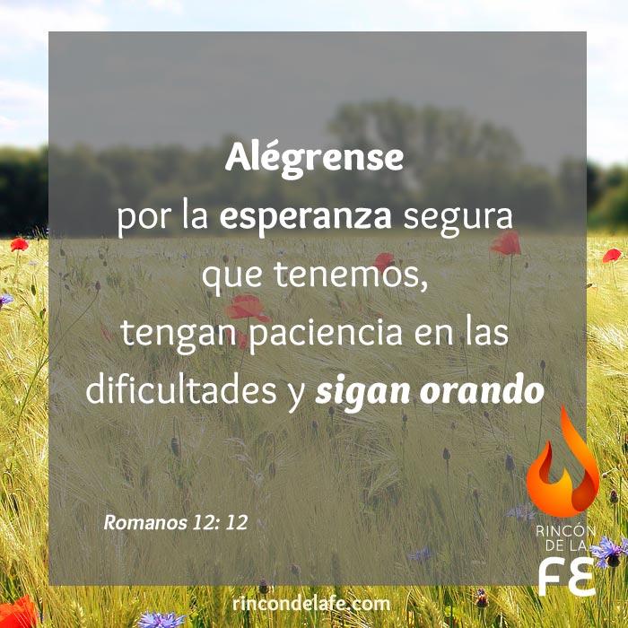 Mensajes bíblicos de Fe