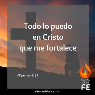 Imágenes y versículos bíblicos de fortaleza