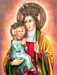 Santa Ana abuela de Jesús de Nazaret