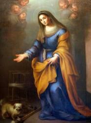 Santo de Santa Ana