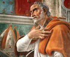 Historia de San Agustín de Hipona