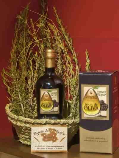 aceite de oliva virgen extra pago de la jaraba